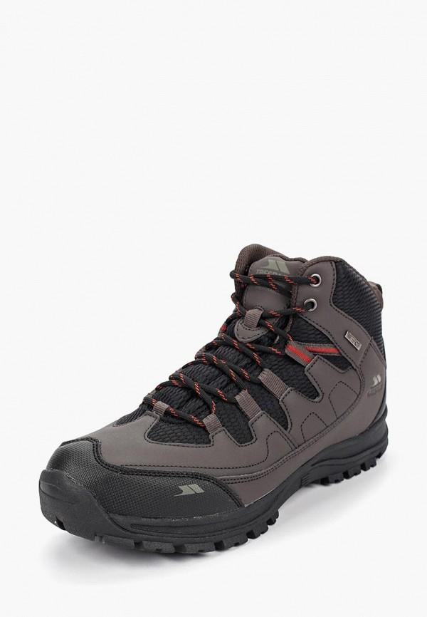 Ботинки трекинговые Trespass Trespass MP002XM23XN3 boots trespass ботинки спортивные