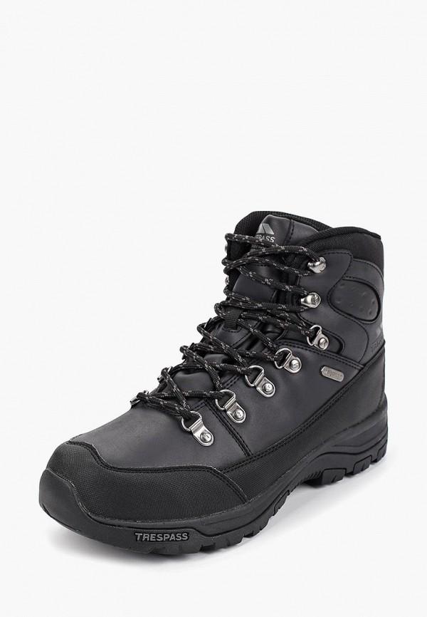 Ботинки трекинговые Trespass Trespass MP002XM23XN6 boots trespass ботинки спортивные