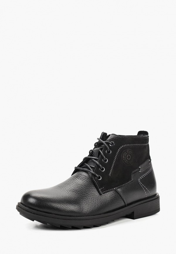 Купить Ботинки Dino Ricci Trend, mp002xm23xn8, черный, Осень-зима 2018/2019