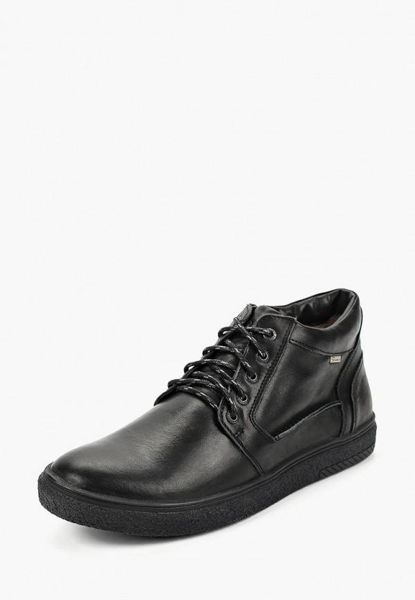 Ботинки Dino Ricci Trend, mp002xm23xnh, черный, Осень-зима 2018/2019  - купить со скидкой
