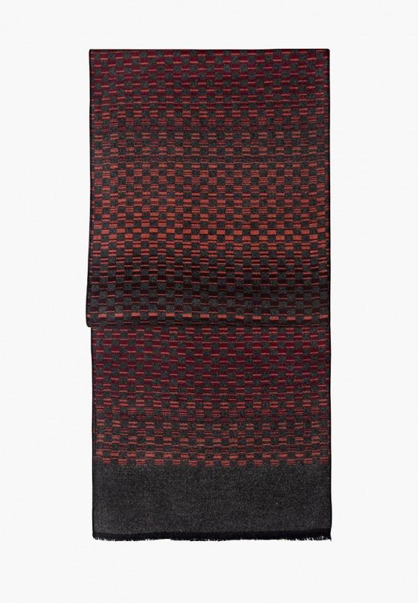 мужской шарф labbra, красный