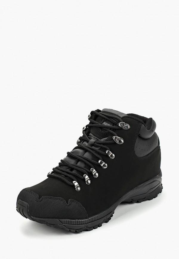 Купить Мужские ботинки и полуботинки Sigma черного цвета