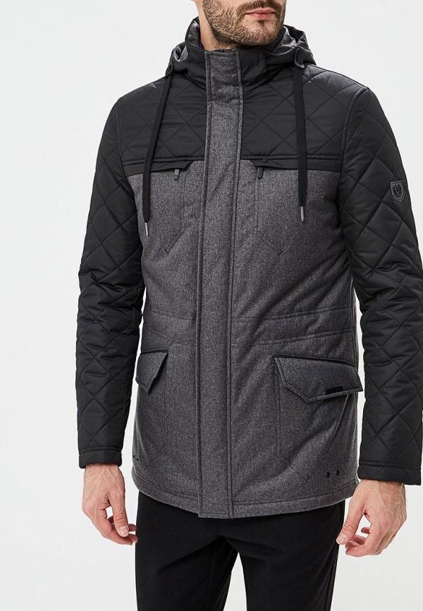 мужская куртка bazioni, черная