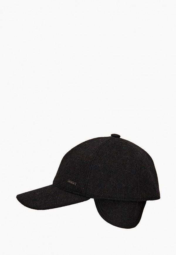 мужская кепка finn flare, серая