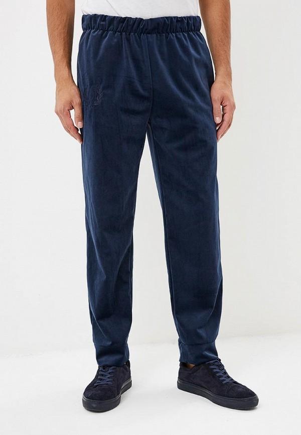 мужские повседневные брюки forward, синие