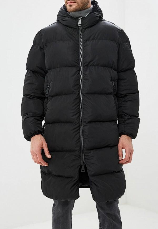 мужская куртка forward, черная