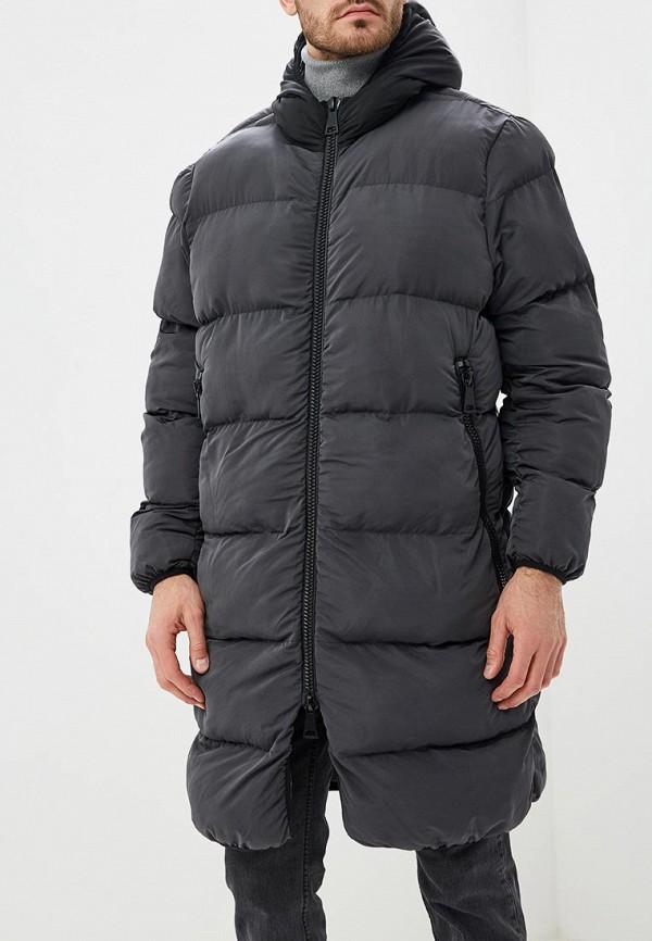 мужская куртка forward, серая