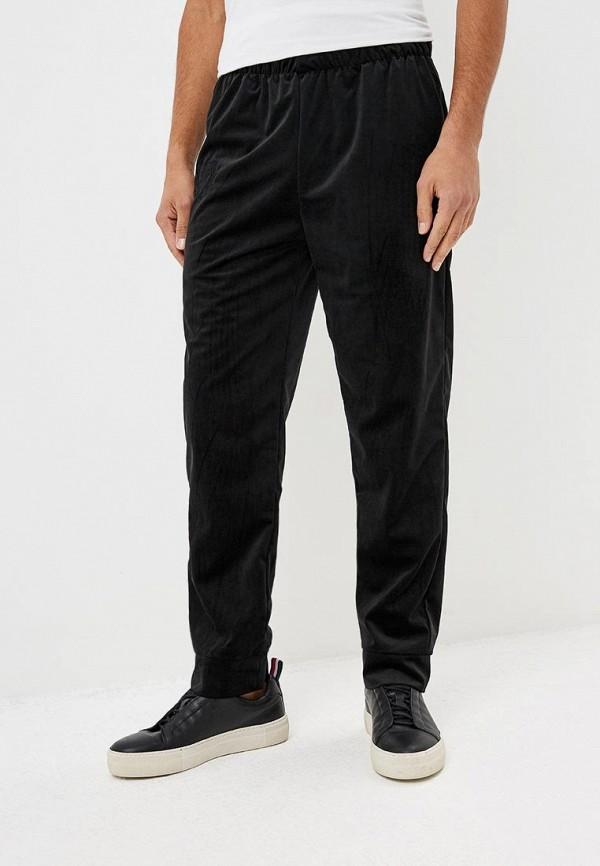 мужские спортивные спортивные брюки forward, черные