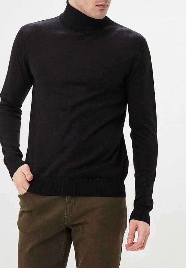 мужской свитер cudgi, черный