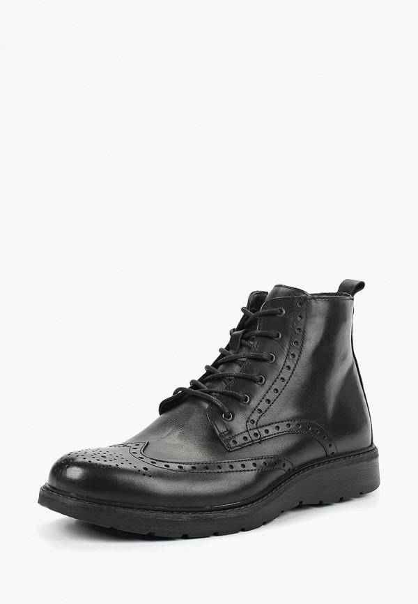 мужские ботинки imac, черные