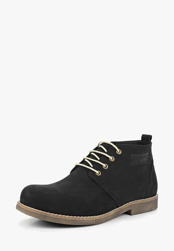Ботинки Shoiberg Shoiberg MP002XM23Y56 мужские ботинки shoiberg