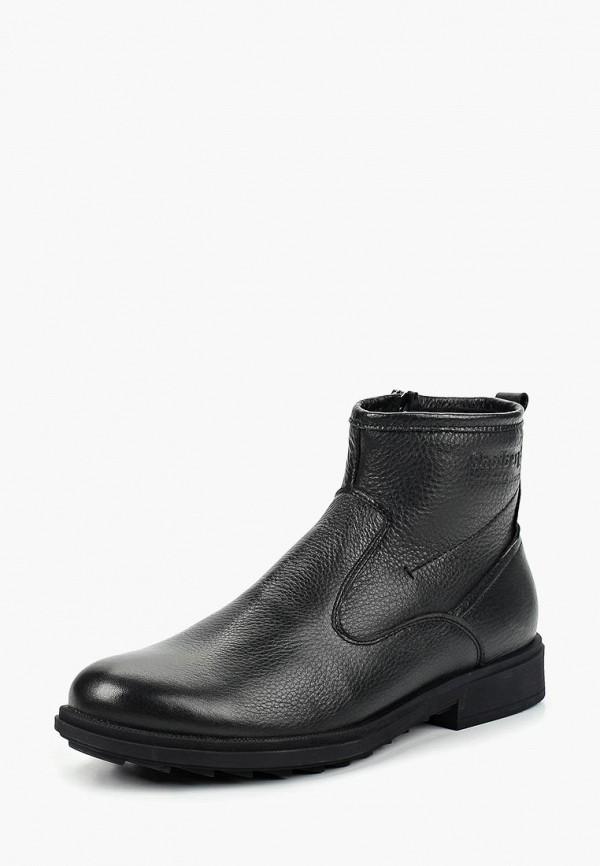 Купить Ботинки Shoiberg, mp002xm23y5a, черный, Осень-зима 2017/2018
