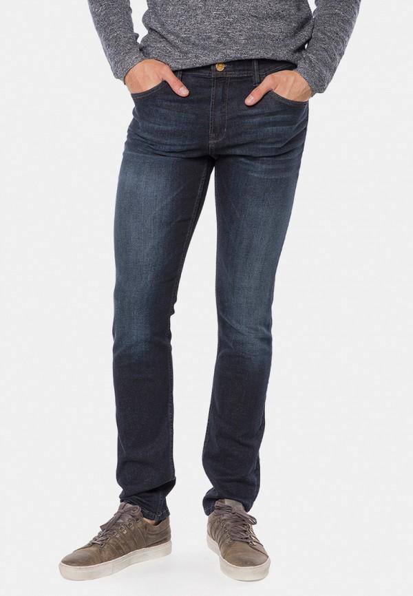 мужские зауженные джинсы mr520, синие