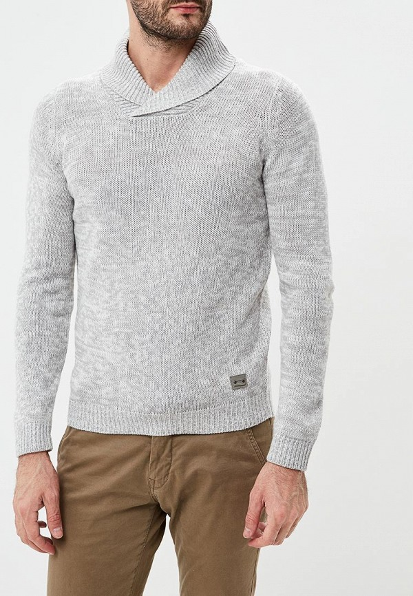 мужской пуловер top secret, серый