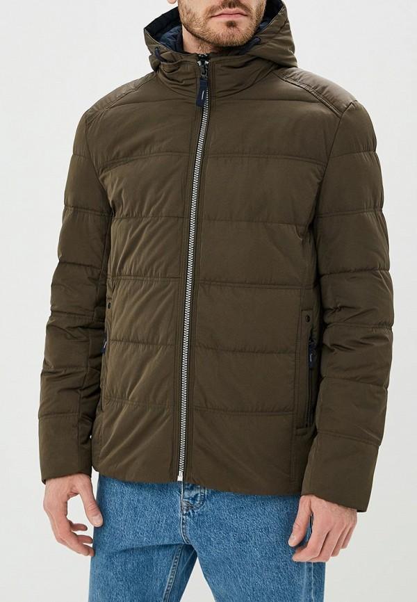 мужская куртка tom farr, хаки