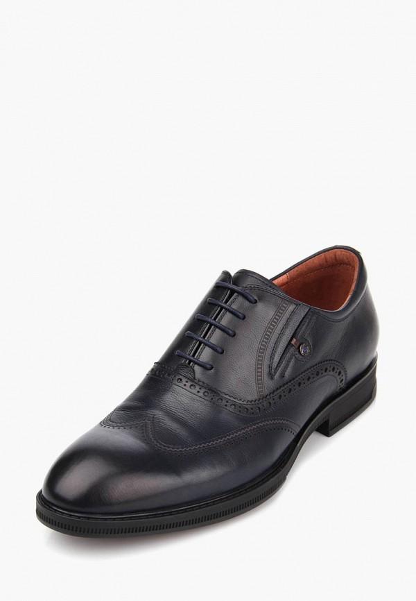 мужские туфли ditto, синие