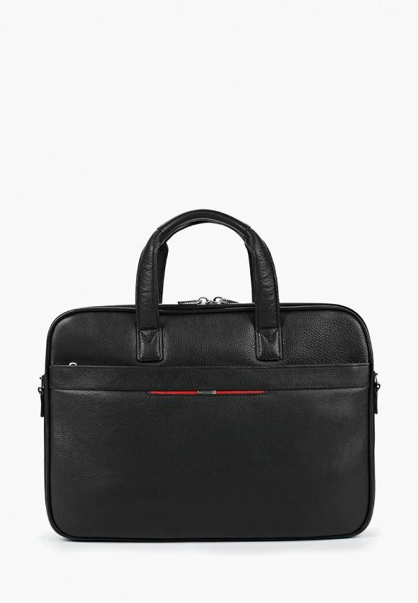 мужская сумка tony perotti, черная