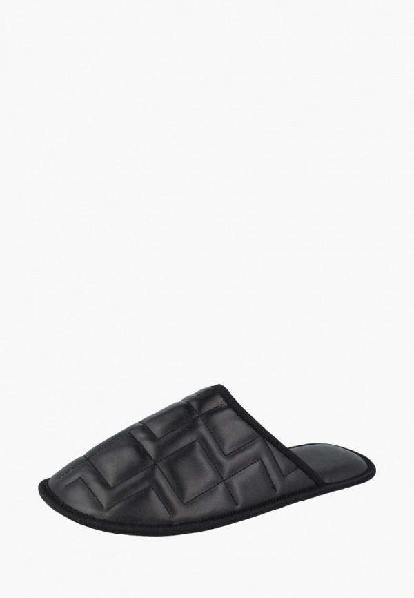 мужские тапочки de fonseca, черные