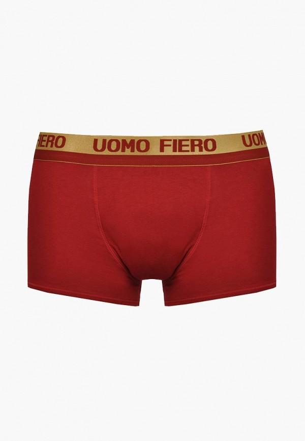 Трусы Uomo Fiero Uomo Fiero MP002XM23YPR трусы мужские uomo fiero 032 fh красный 50 размер