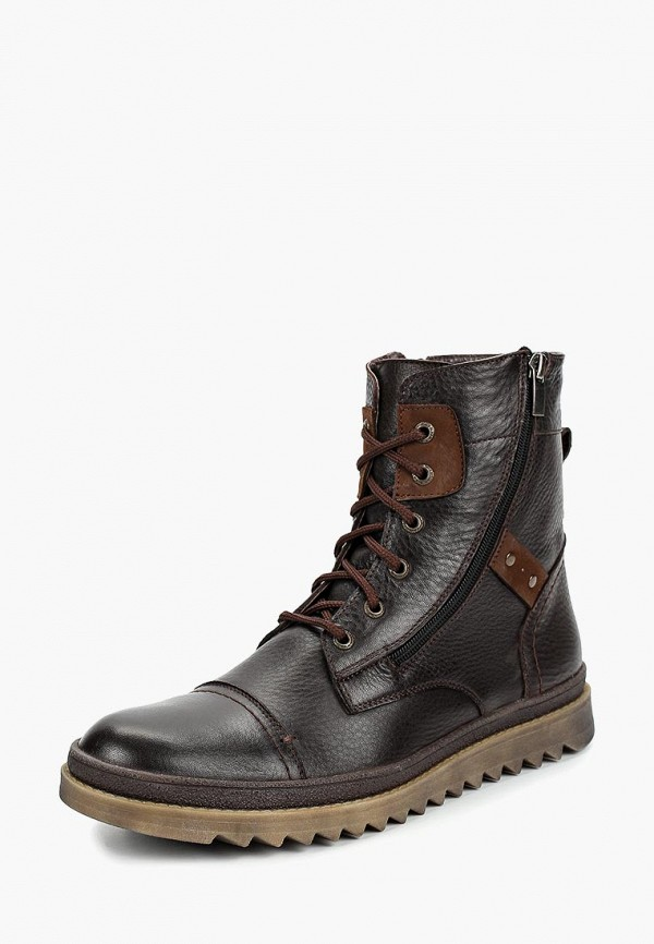 Купить Ботинки Mr.Dan, mp002xm23yr5, коричневый, Осень-зима 2018/2019