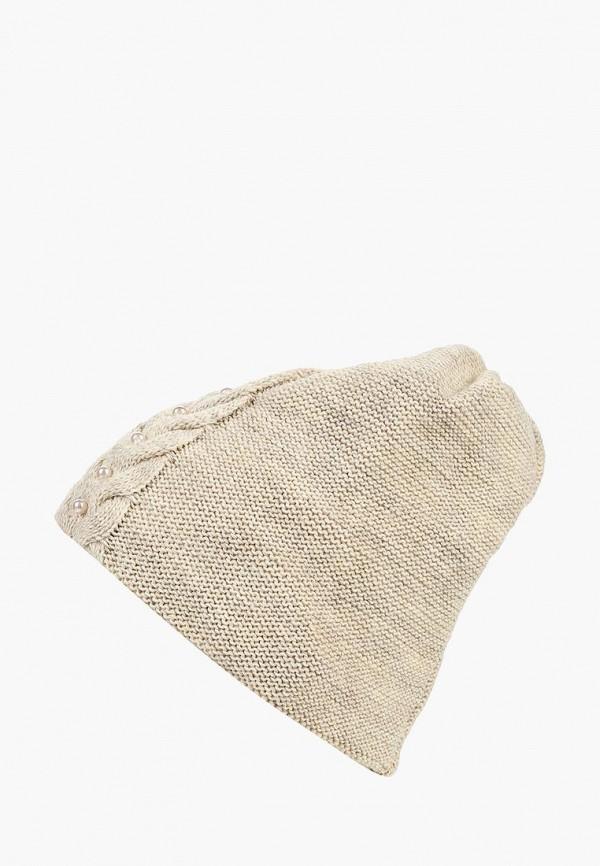 мужская шапка staix, бежевая
