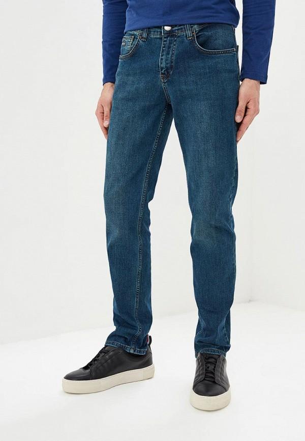 мужские зауженные джинсы bawer, зеленые