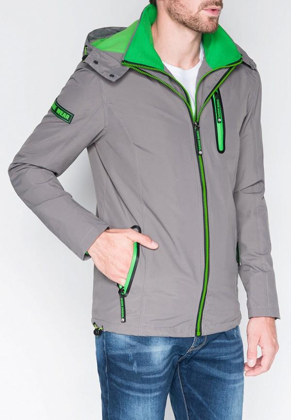 Куртка утепленная Ombre Ombre MP002XM23YVE куртка утепленная ombre ombre mp002xm241ow