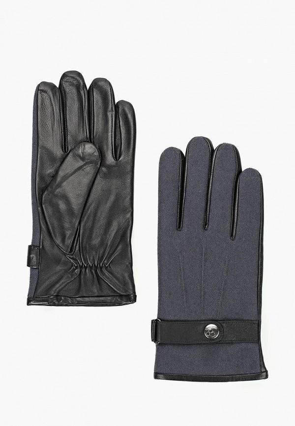 мужские перчатки eleganzza, серые