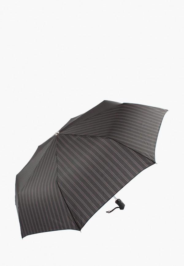 мужской зонт edmins, черный