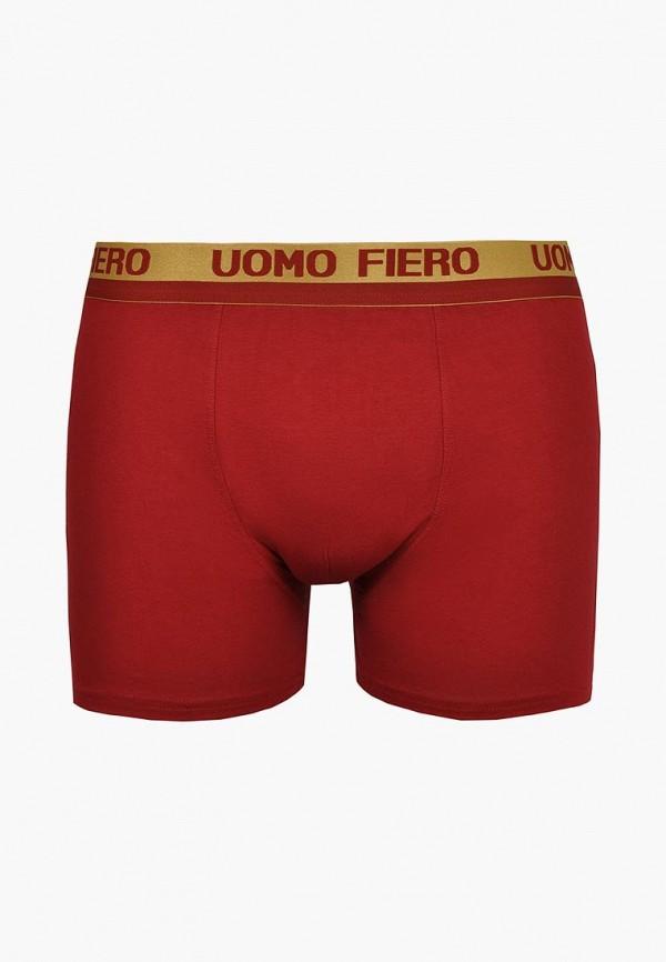 Трусы Uomo Fiero Uomo Fiero MP002XM23ZBH трусы мужские uomo fiero 032 fh красный 50 размер