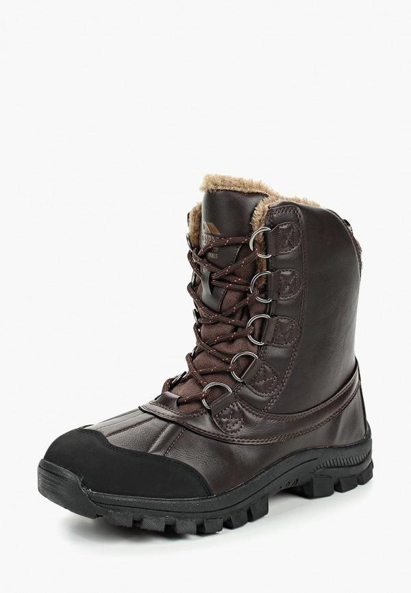 Ботинки трекинговые Trespass Trespass MP002XM23ZC5 boots trespass ботинки спортивные