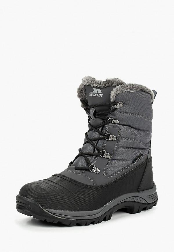 Купить Ботинки трекинговые Trespass, mp002xm23zc8, серый, Осень-зима 2018/2019