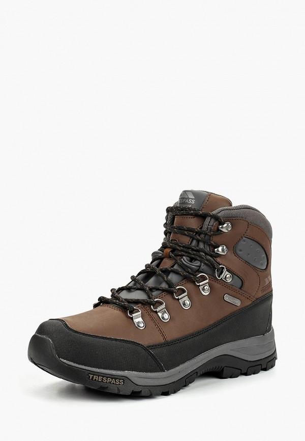 Ботинки трекинговые Trespass Trespass MP002XM23ZC9 boots trespass ботинки спортивные