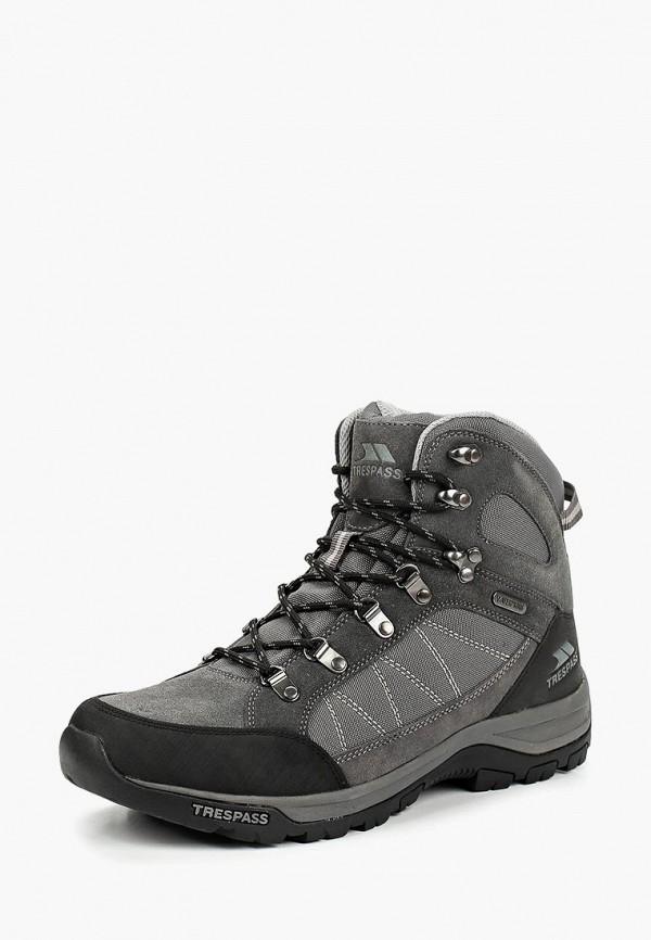 Ботинки трекинговые Trespass Trespass MP002XM23ZCC boots trespass ботинки спортивные