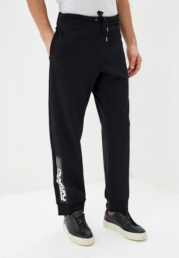 мужские спортивные спортивные брюки fwd lab, черные