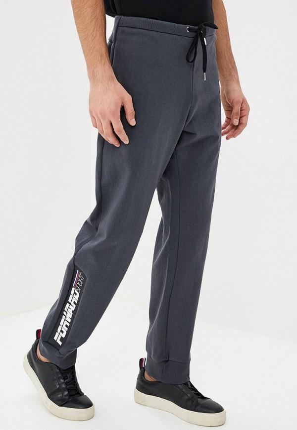 мужские спортивные спортивные брюки fwd lab, серые
