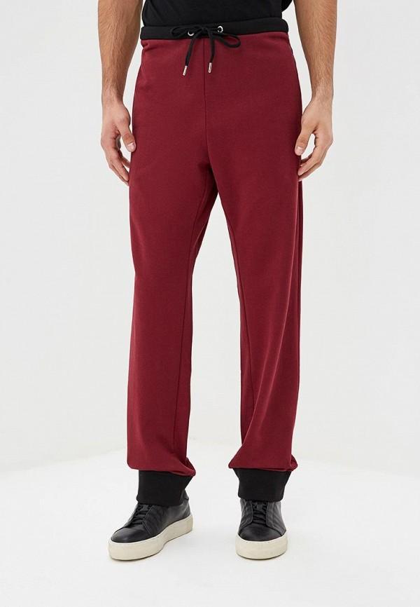 мужские спортивные спортивные брюки fwd lab, бордовые