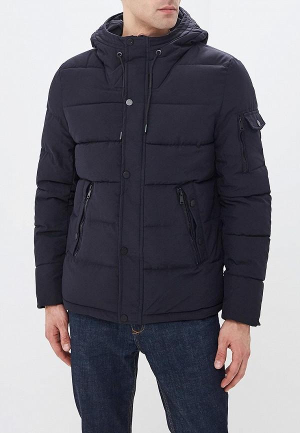 мужская куртка tom farr, синяя