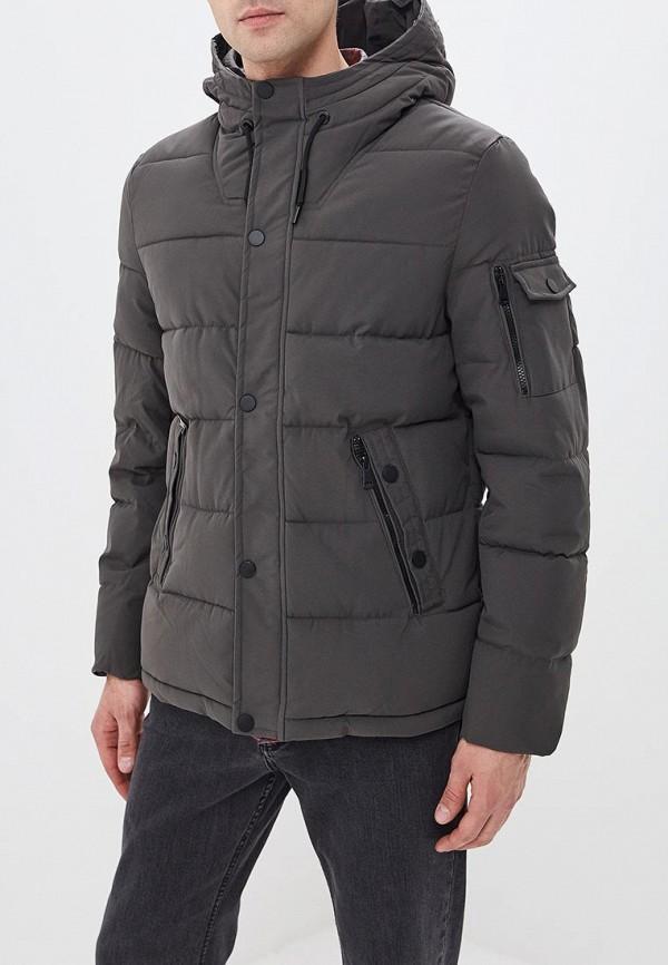 мужская куртка tom farr, серая