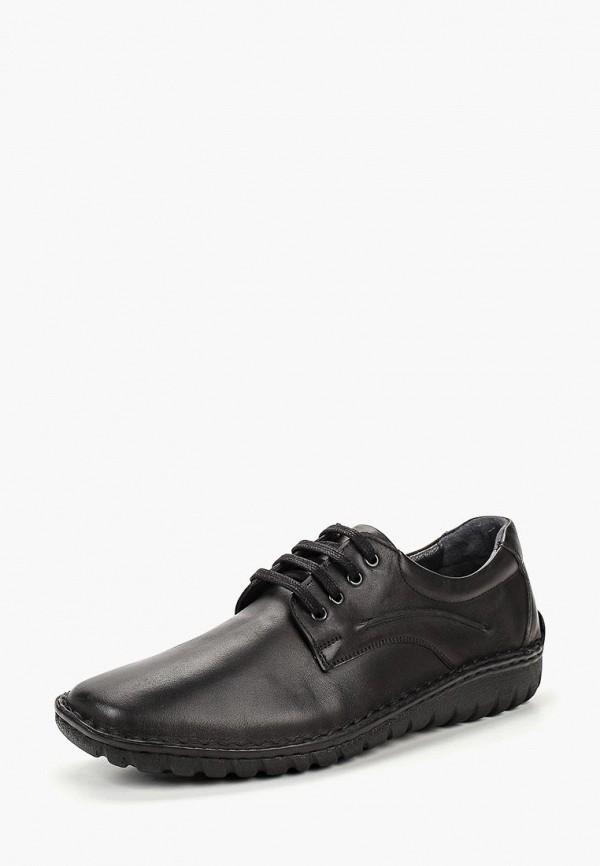 Купить Ботинки Alessio Nesca, mp002xm23zfk, черный, Весна-лето 2018