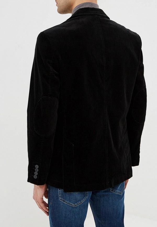 Фото 3 - Мужской пиджак W.Wegener черного цвета