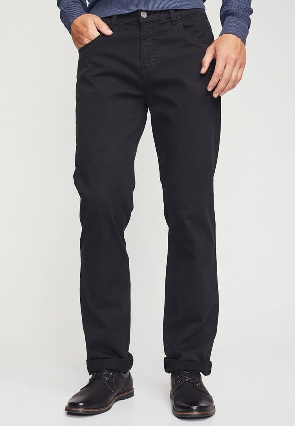 мужские прямые брюки mossmore, черные