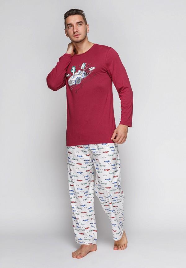 мужская пижама cyberjammies, разноцветная
