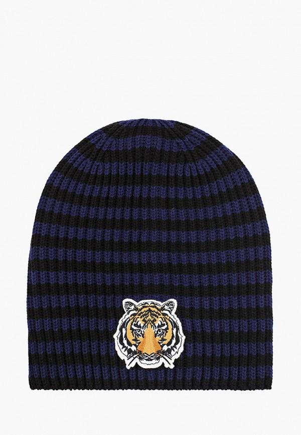 мужская шапка colin's, синяя