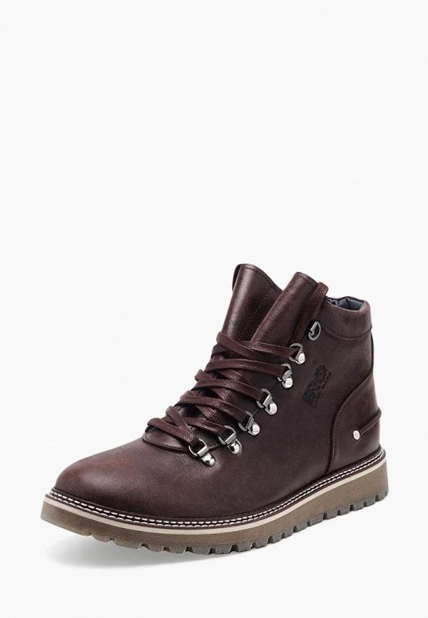 Купить Ботинки Broni, mp002xm23zyo, коричневый, Осень-зима 2018/2019