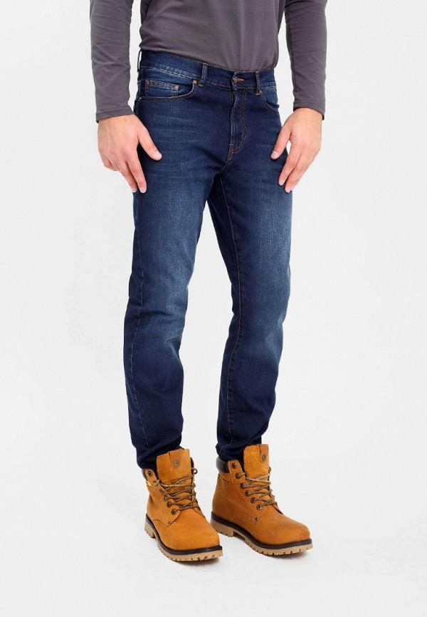 мужские прямые джинсы f5, синие
