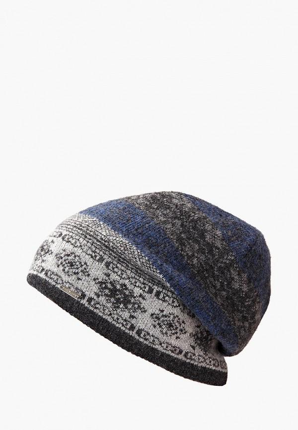 мужская шапка finn flare, разноцветная