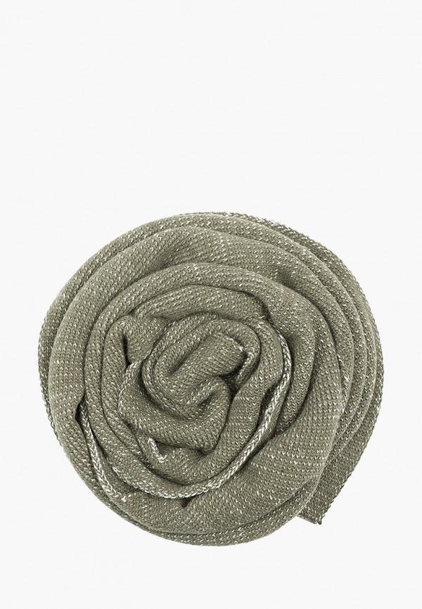 мужской шарф finn flare, хаки