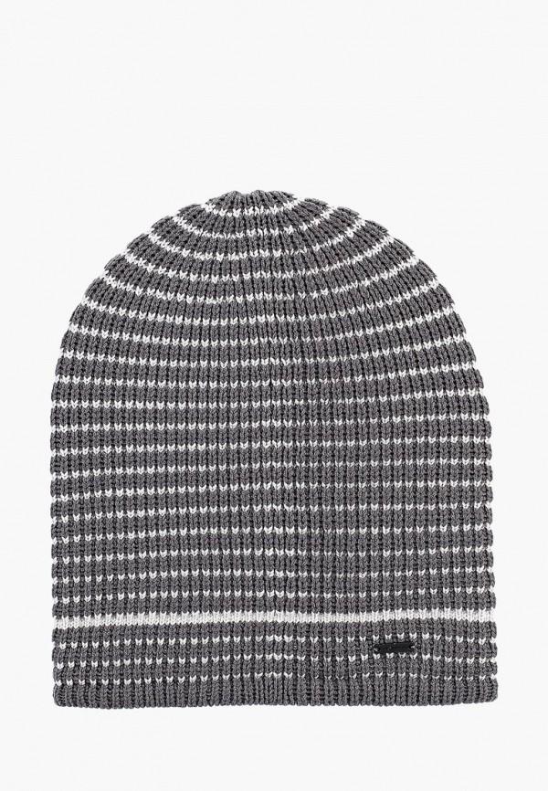 мужская шапка vilermo, серая