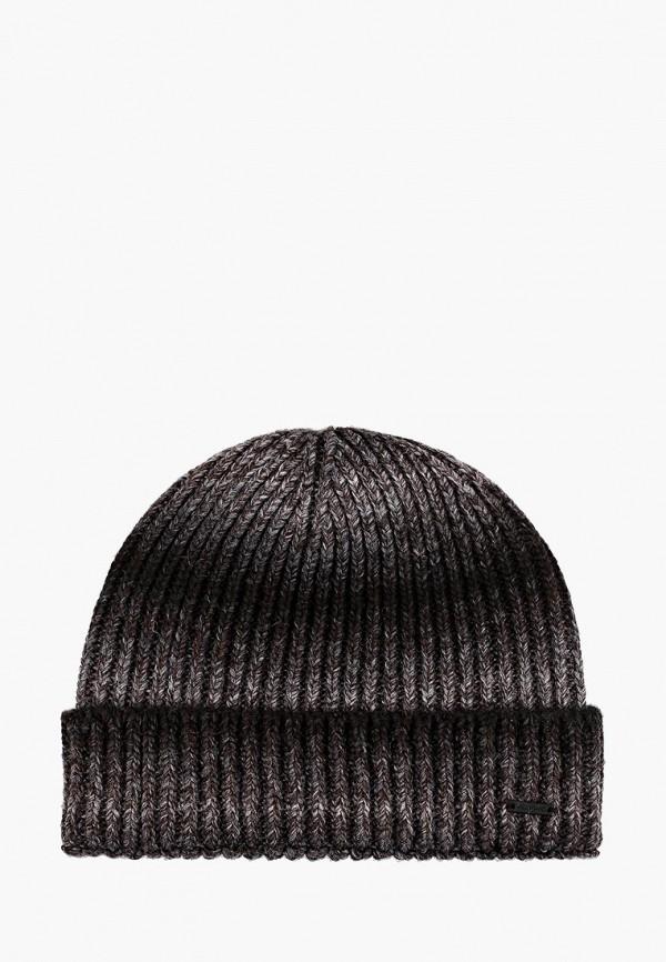 мужская шапка vilermo, коричневая